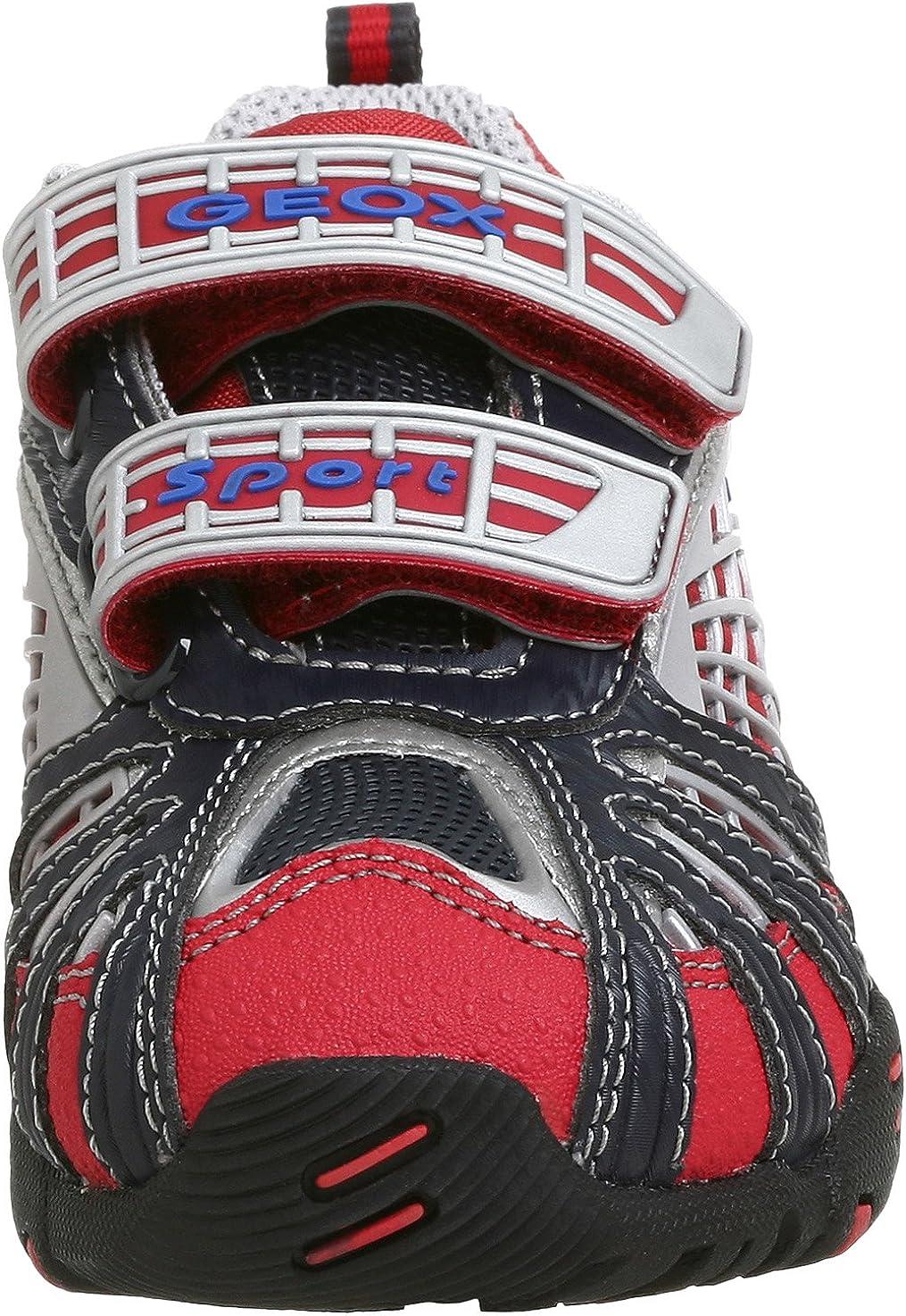 Geox Toddler//Little Kid Light Eclipse Sneaker