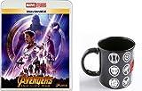 【Amazon.co.jp限定】アベンジャーズ/インフィニティ・ウォー MovieNEX オリジナルマグカップ [ブルーレイ+DVD+デジタルコピー+MovieNEXワールド] [Blu-ray]