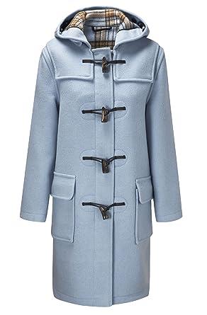 Amazon.com: Original Montgomery Womens Duffle Coat Toggle Coat ...