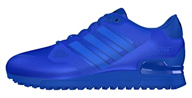 the best attitude e18cd 0b1b1 adidas ZX 750 WV - Sneakers for Men, 38, Blue