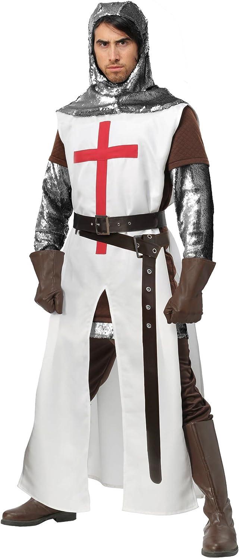 Men/'s Crusader Costume