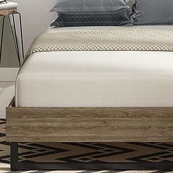 Amazon Com Signature Sleep Memoir 10 Inch Memory Foam Mattress With