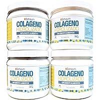 Colágeno Hidrolizado en Polvo 4 Pack 400 gr. c/u.