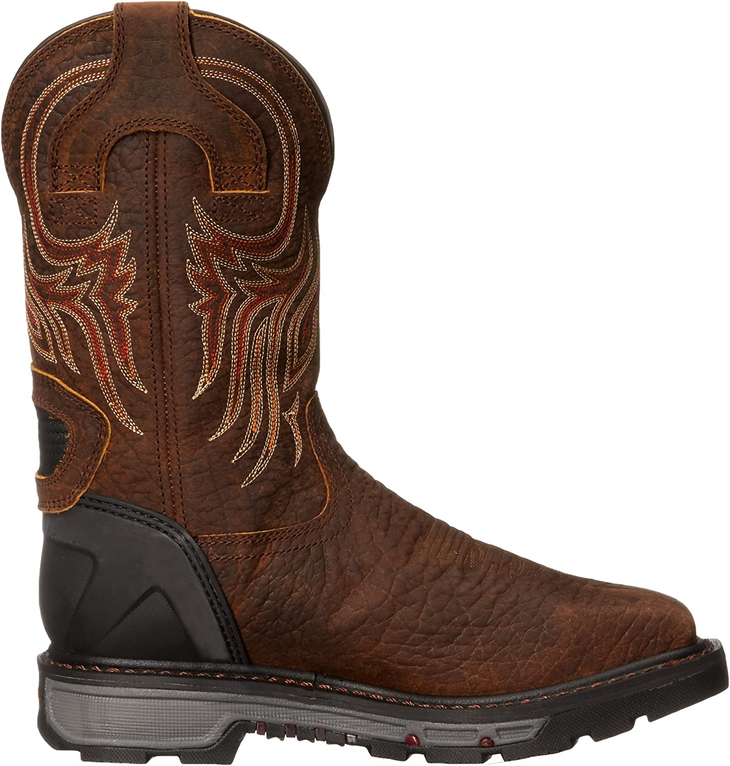 Justin Boots Mens Commander X-5 WK2101 Work Boots