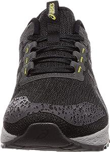 Asics Alpine XT Hombre Running Trainers T828N Sneakers Zapatos (UK 13 US 14 EU 49, Black Dark Grey 001): Amazon.es: Zapatos y complementos