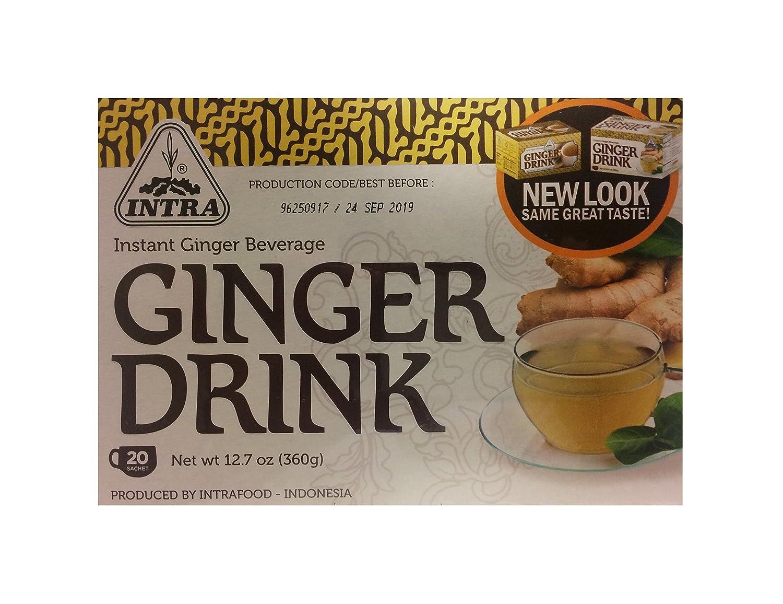 Intra Instant Ginger Tea Drink