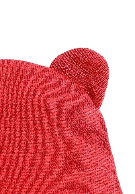 khujo Damenmütze NETTI aus feinem Rippstrick