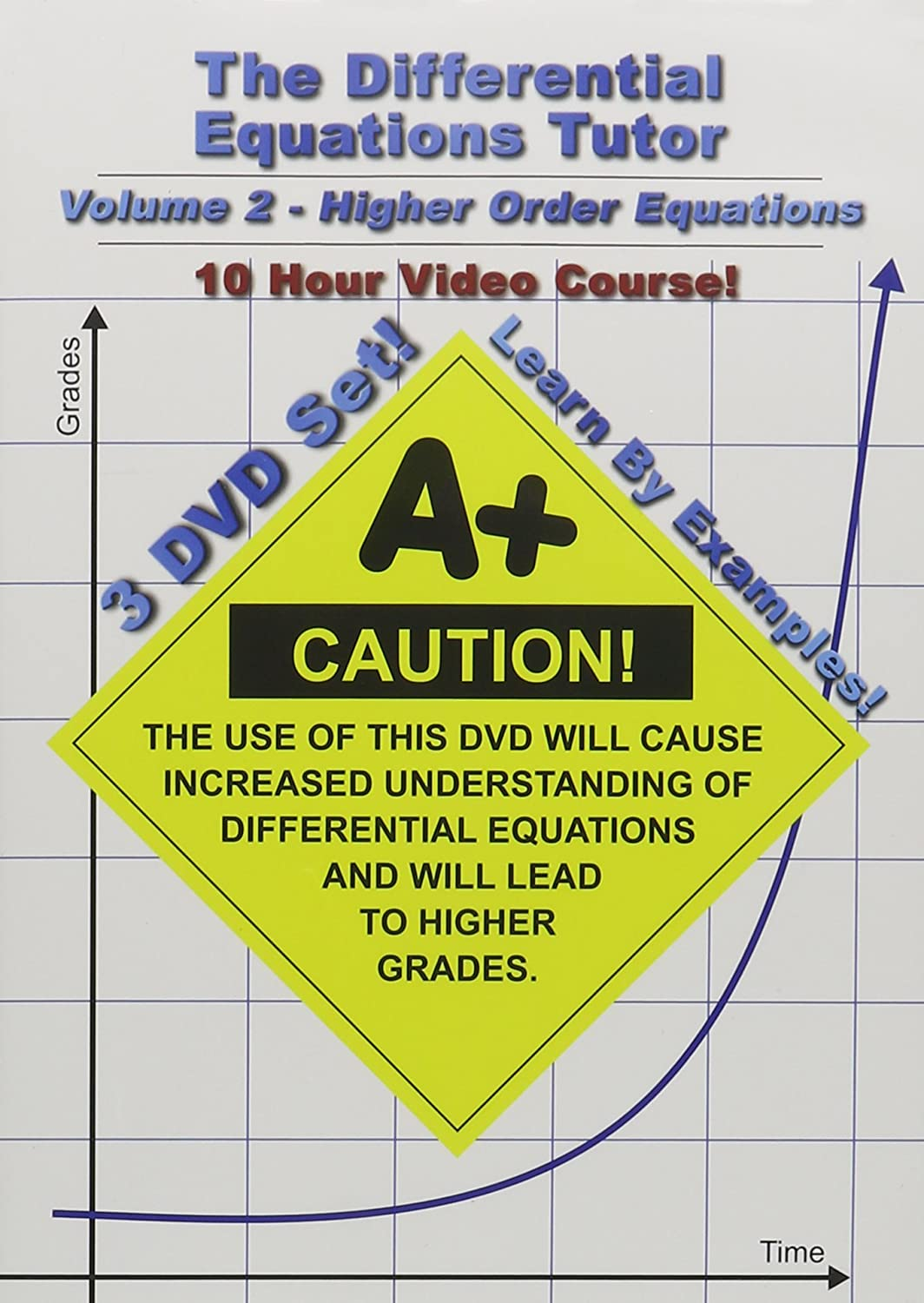Calculus Differential Equations Tutor 2 [DVD] [Import] B004NCOQAG