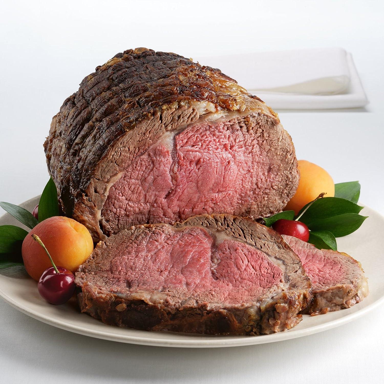 Pre-seasoned Traditional Rub Prime Rib Roast, 1 count, 3.5-4 lb from Kansas City Steaks
