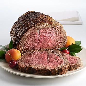 Kansas City Steaks 1 (5-5 5 lb ) Traditional Rub Prime Rib Roast