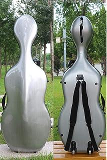 Funda para violonchelo 4/4, mezcla de fibra de carbono ...