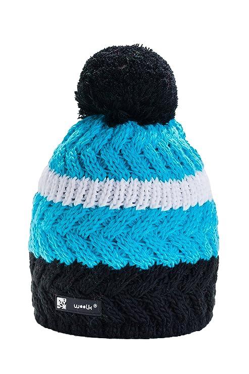 MFAZ Morefaz Ltd Unisex Winter Cappello Invernale Di Lana Berretto Uomo  Donna Beanie Hat Sci Snowboard a61685dd84d2