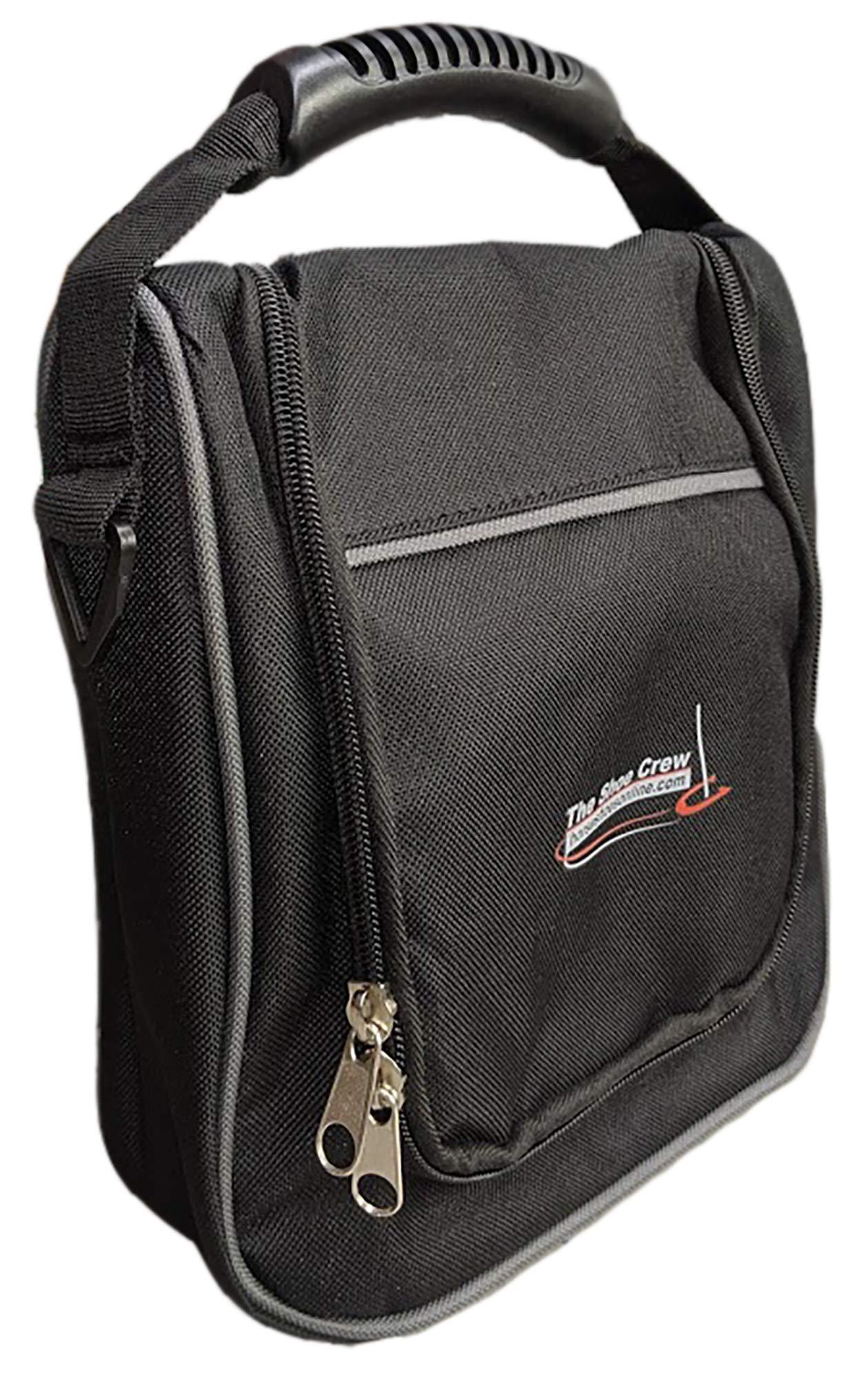 Compact Horseshoe Carrying Bag by Thoroughbred Horseshoes horseshoesonline.com