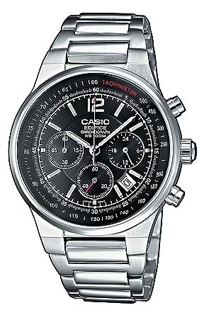 ce9f440e4437 Amazon.com  Casio General Men s Watches Edifice Chronograph EF-500D ...