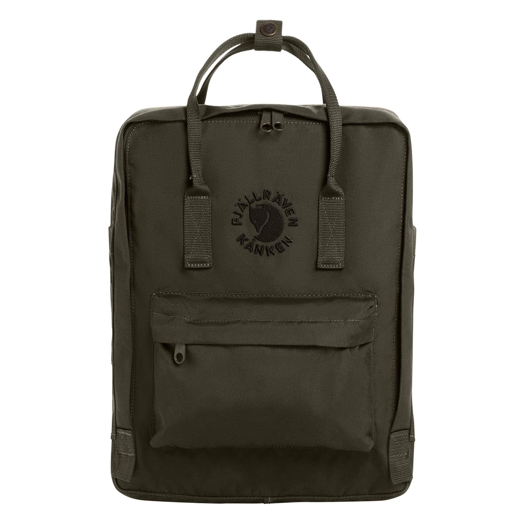 1d961e9a1c Fjallraven Re-Kanken Backpack (Dark Olive) - 23548-633 < Casual ...