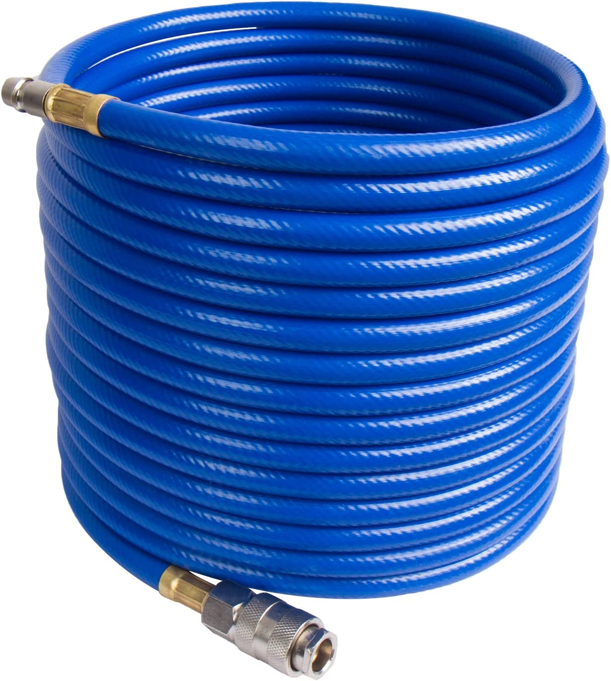 - flexible dair du compresseur longueur: 10m ; raccords 1//4 20 bars CCLIFE Tuyau dair comprim/é pour compresseur