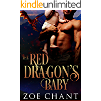 The Red Dragon's Baby (Shifter Dads Book 1)