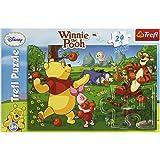 Trefl Puzzle Pooh's Pack Disney Winnie The Pooh (24 Pieces)