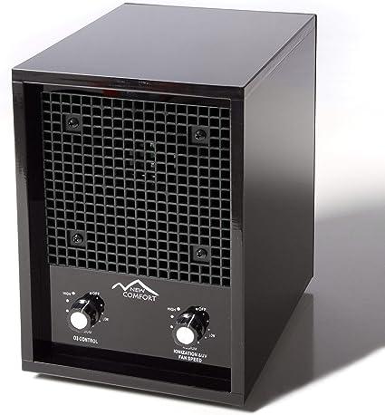 New Comfort Un generador de ozono y un ionizador del Aire para la ...