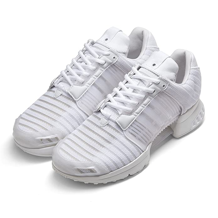 Amazon.com | adidas x Sneakerboy x Wish x S.E Climacool 1 White (Glow) BY3053 | Athletic