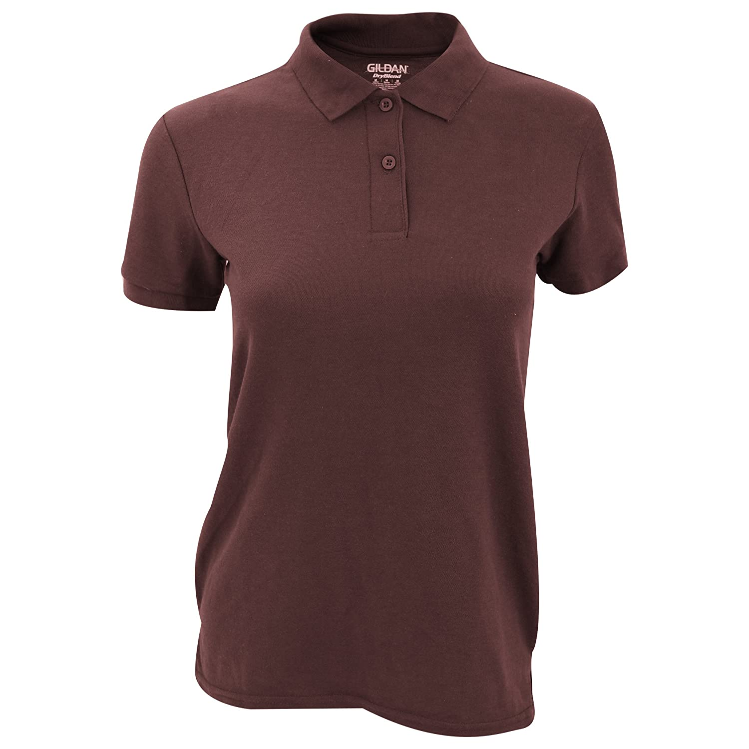 Gildan DryBlend Ladies Sport Double Pique Polo Shirt