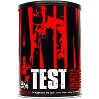 Animal Test – Testosterone Booster For Men – Arachidonic Acid, Yohimbe Bark, Trans Resveratrol, Cissus Quadrangularis…