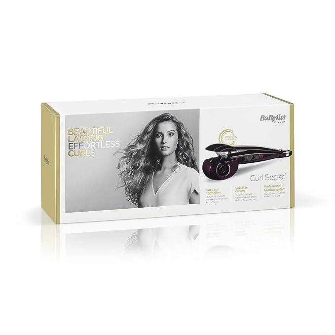 BaByliss Curl Secret - Moldeador de pelo: Amazon.es: Salud y cuidado personal