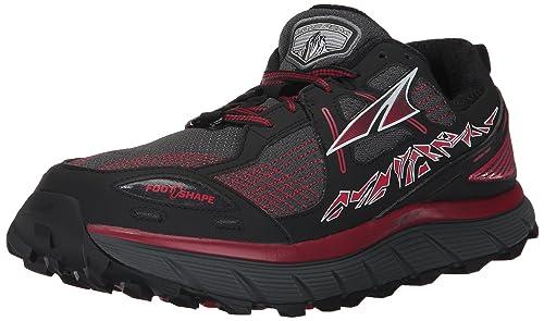 Altra lone peak 3.5 red , Man Shoes Running - 42,5 Eu: Amazon.es: Zapatos y complementos