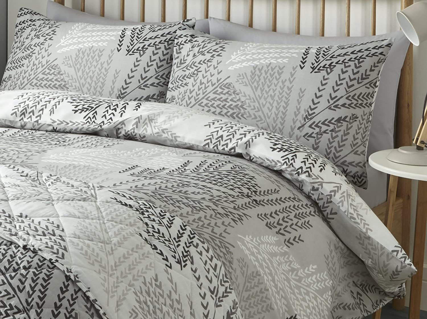 Fusion Alena Reversible Quilted Bedspread Set, Teal, 200 x 150 Cm J Rosenthal & Son AEETL6HUTU