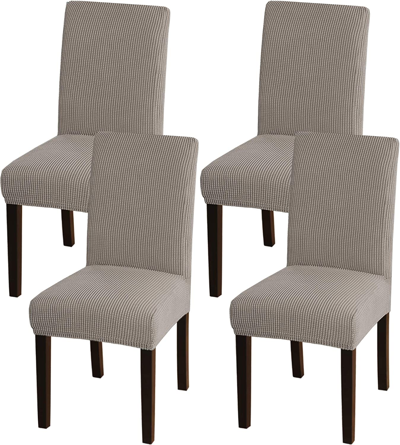 Parsons chair slipcover tutorial! Great