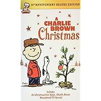 Charlie Brown Christmas 50 Anniv DE