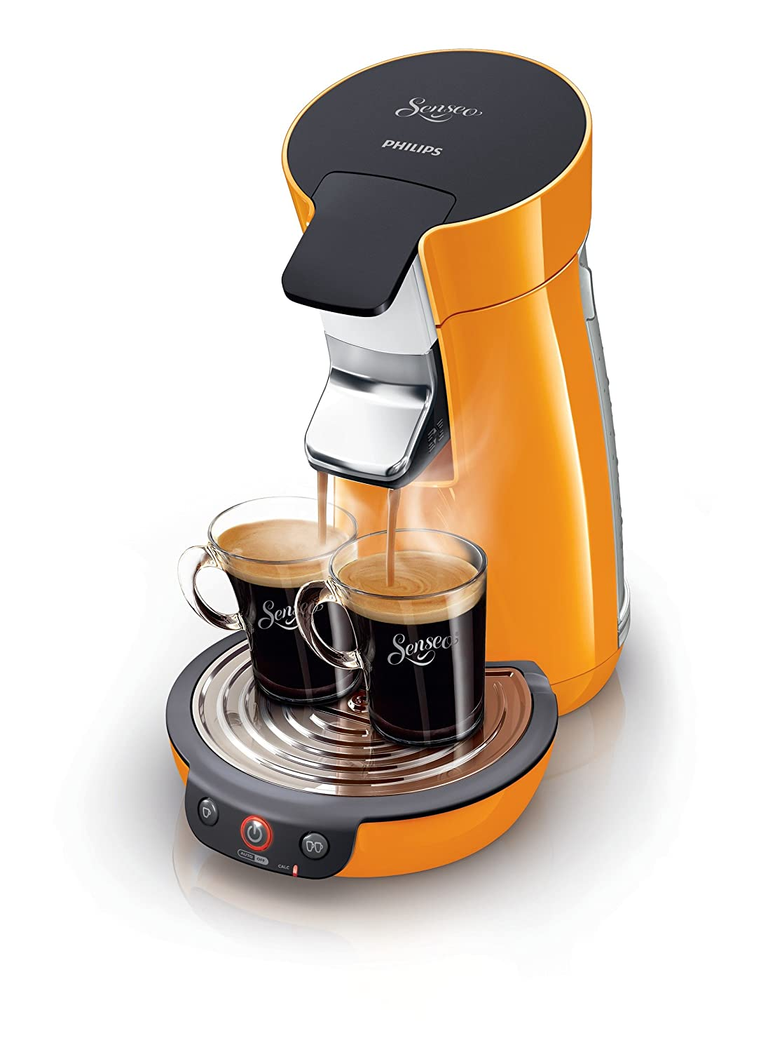 Philips HD7825/21 SENSEO - Cafetera, color naranja: Amazon.es: Hogar