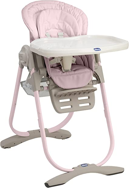 Chicco Polly Magic Highchair Pink