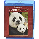 Disneynature: Born In China [Blu-ray]