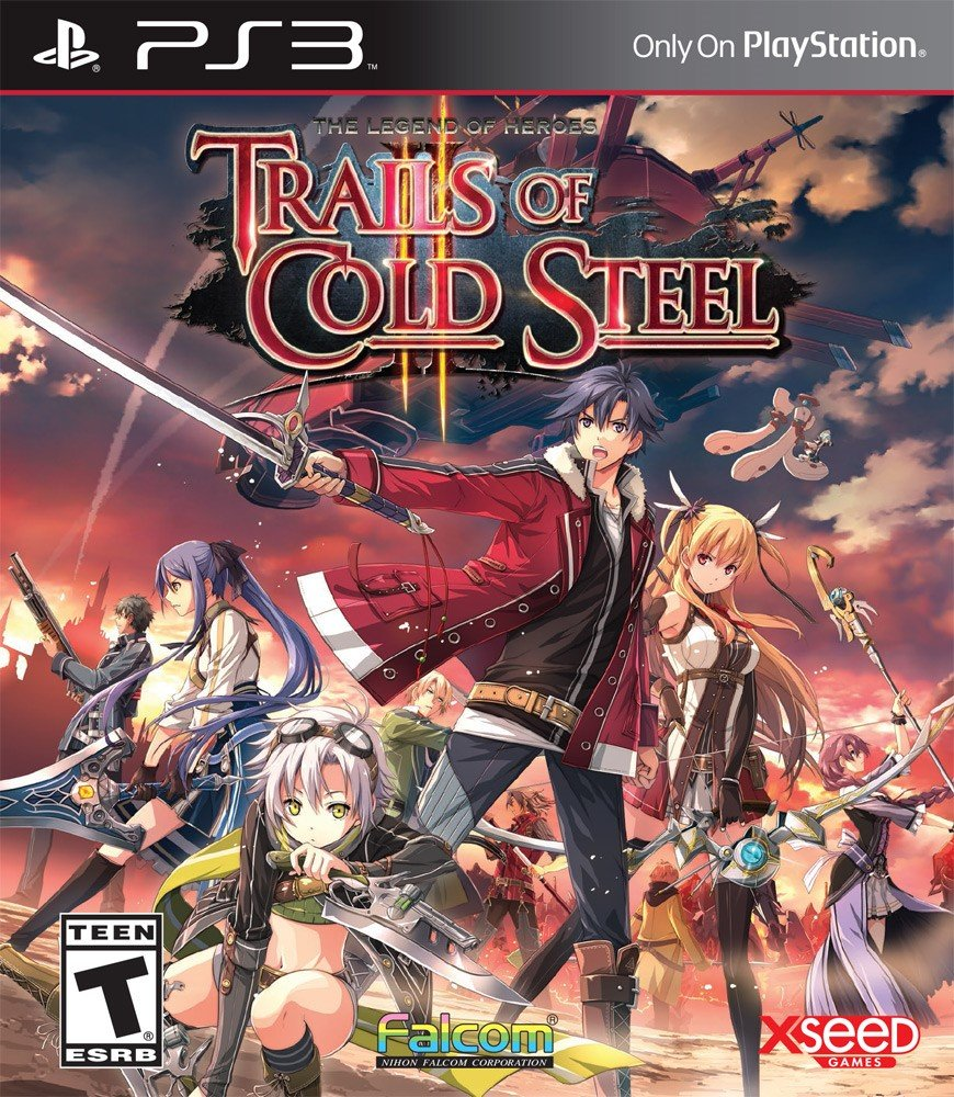 Amazon Com The Legend Of Heroes Trails Of Cold Steel Ii
