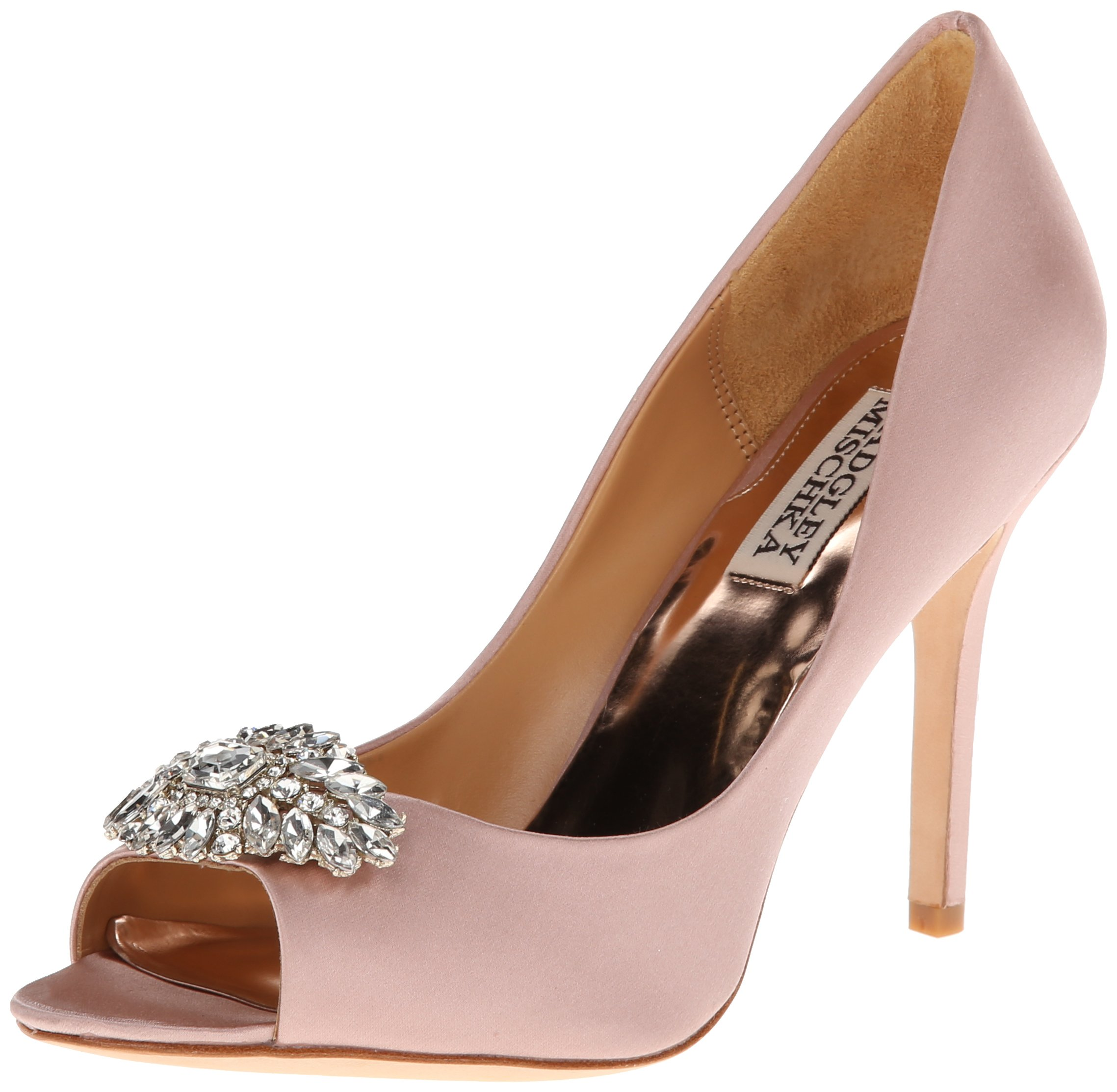 Badgley Mischka Women's Lavender II Dress Pump