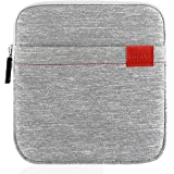 Lacdo Waterproof External USB CD DVD Writer Blu-Ray Protective Storage Carrying Case Bag for Apple MD564ZM/A SuperDrive Apple Magic Trackpad SAMSUNG / LG / Dell / ASUS / External DVD Drives Gary