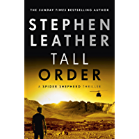 Tall Order (The Spider Shepherd Thrillers Book 15) (English Edition)