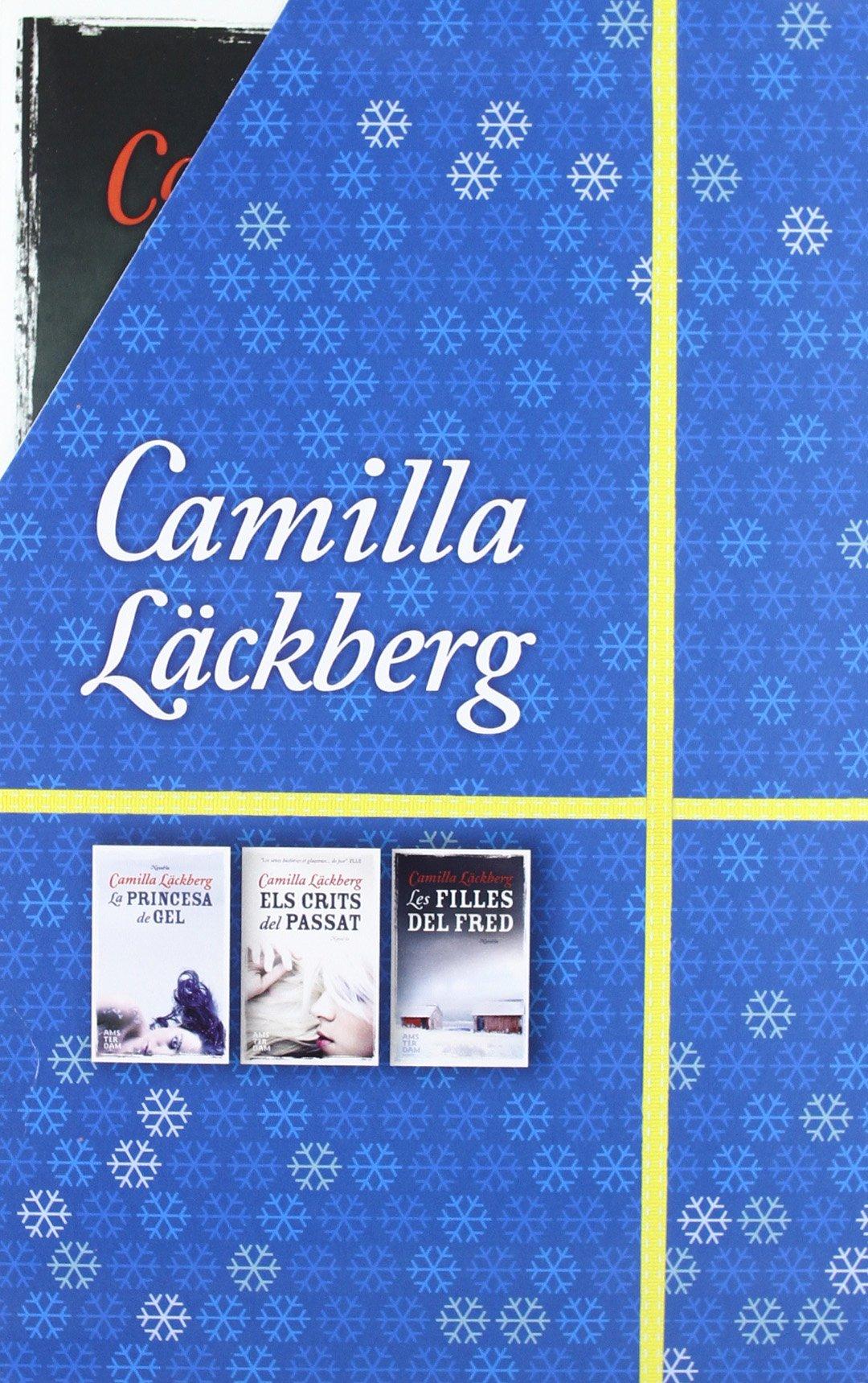 Pack Camilla Läckberg PDF