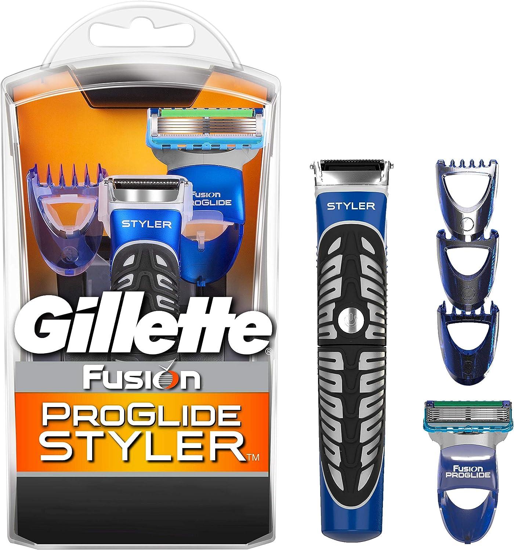 Gillette Fusion ProGlide 3 en 1 Styler, recortadora y afeitadora ...