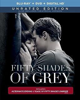 Fifty Shades Of Grey Blu Ray