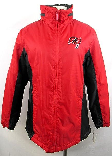 26645abd Amazon.com : G-III Sports Womens Tampa Bay Buccaneers Logo Fleece ...