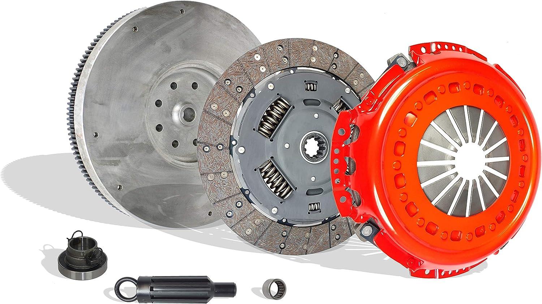 Amazon Com Southeast Clutch Stage 2 Flywheel Clutch Kit