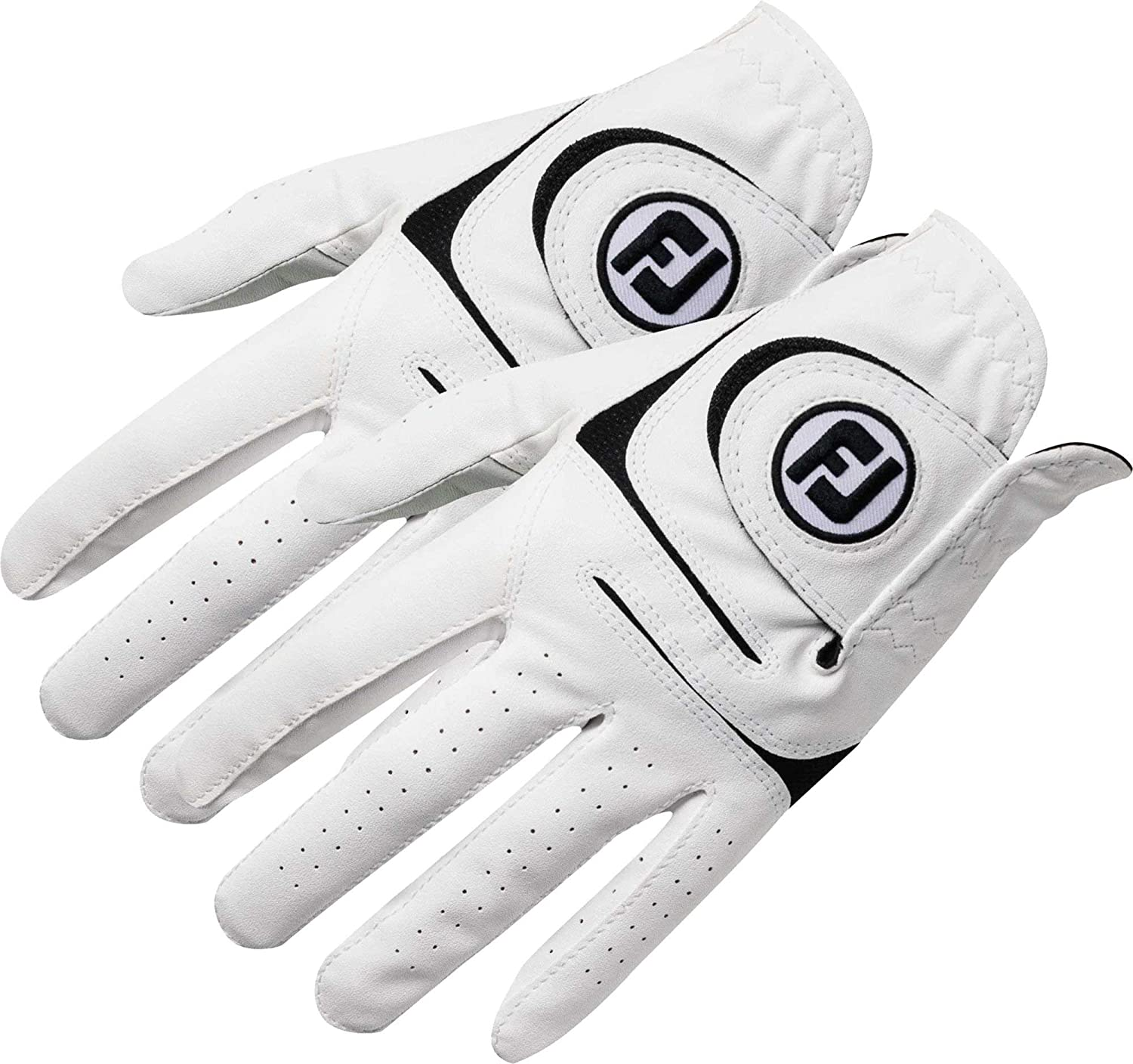 New Improved FootJoy WeatherSof Mens Golf Gloves 2 Pack – World 1 Golf Glove