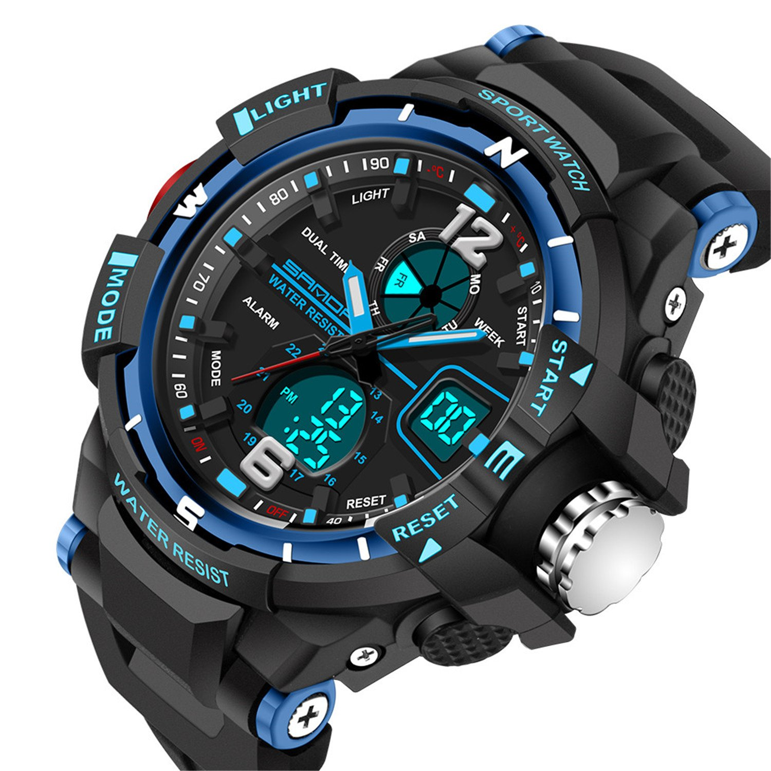 oceanictime unbreakable sea collections watches zodiac wolf