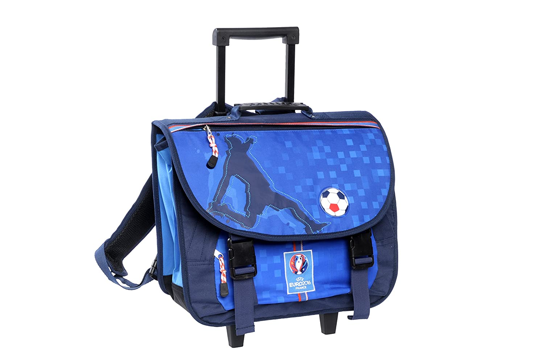 UEFA Schulranzen, blau (Blau) - UEB13006