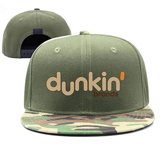75f5e862c6cdf Ruslin Dunkin Brands Logo Women Men Baseball Hats Adjustable Visor Hats caps