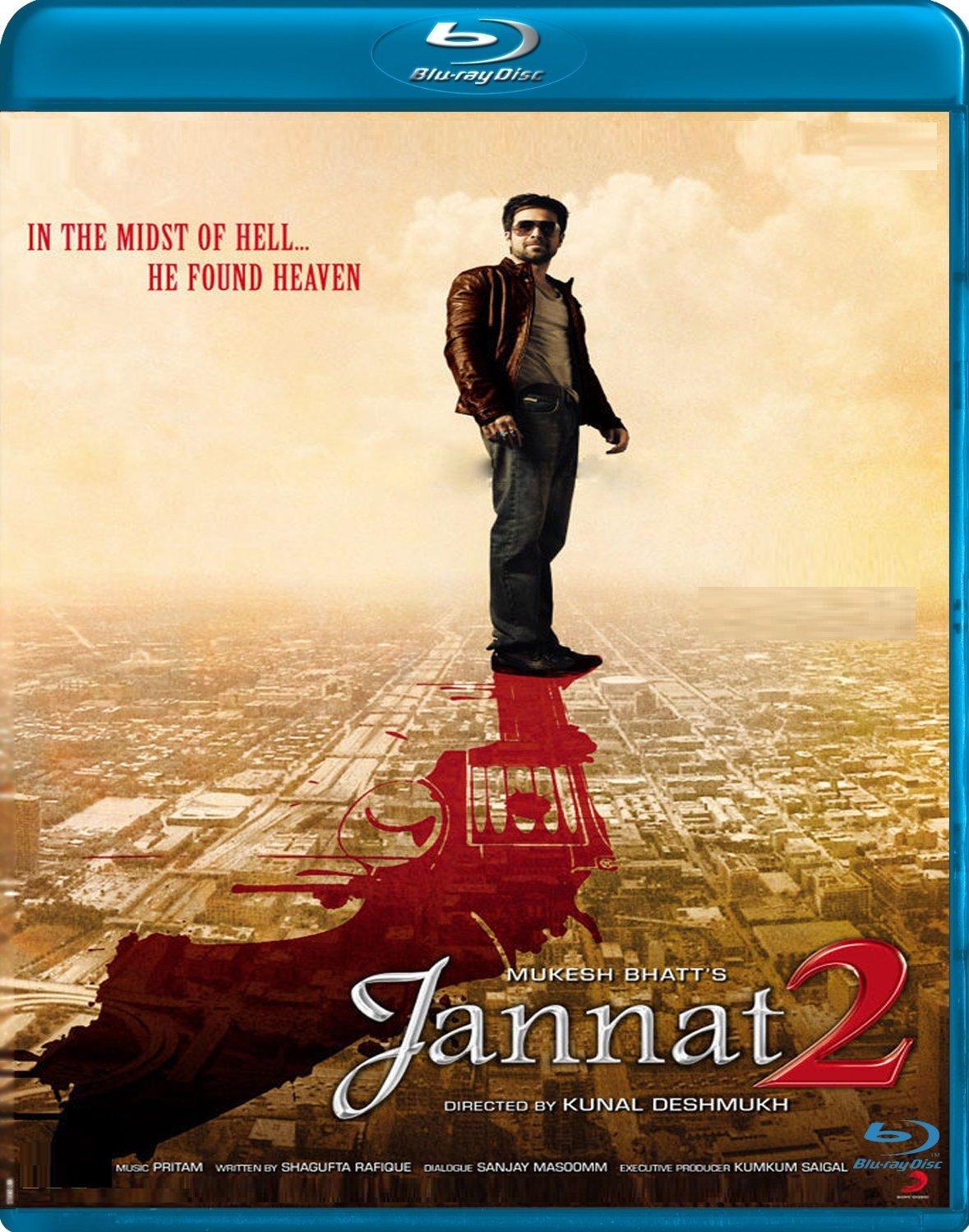 Jannat 2 – (2012) Bluray 1080p DTH-HD 5.1/ AAC 5.1 [ LPCM ] – | DB9 | 8.95 GB |