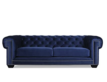 Amazon.com: South Cono Home William Tufted sofá de ...