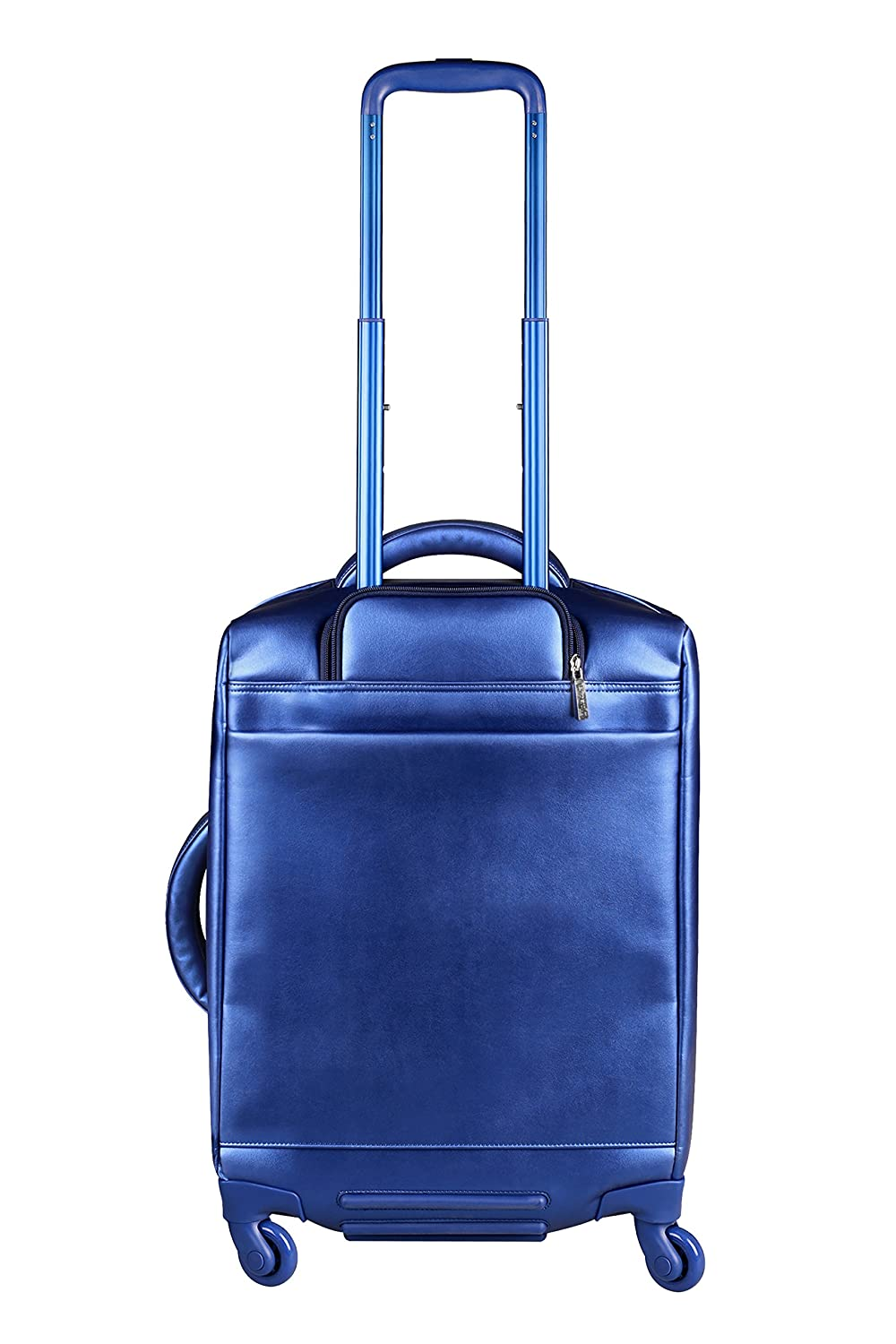 5f4cb4499 Lipault - Miss Plume Spinner 55/20 Luggage - Carry-On Rolling Bag for Women  - Exotic Blue: Amazon.com.au: Fashion